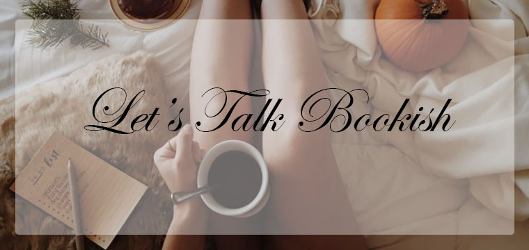 let's talk bookish