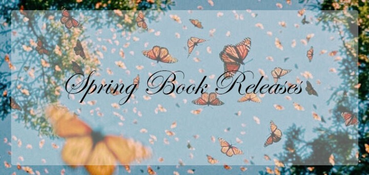 spring book releases